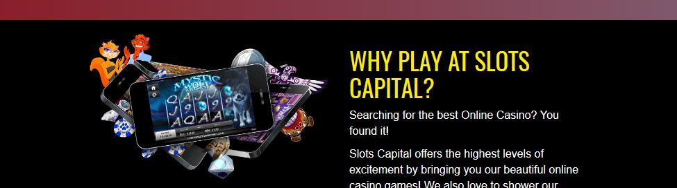 Slots Capital Casino Support 5